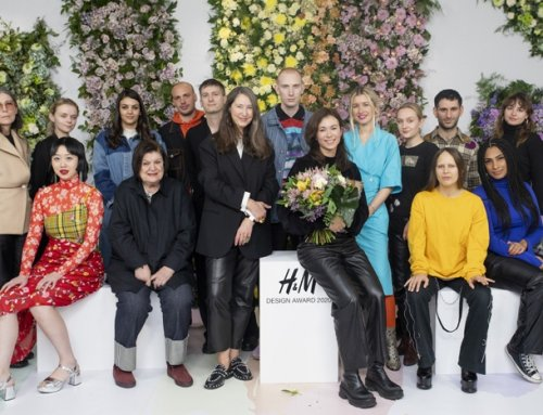 Sabine Skarule wins the H&M Design Award 2020