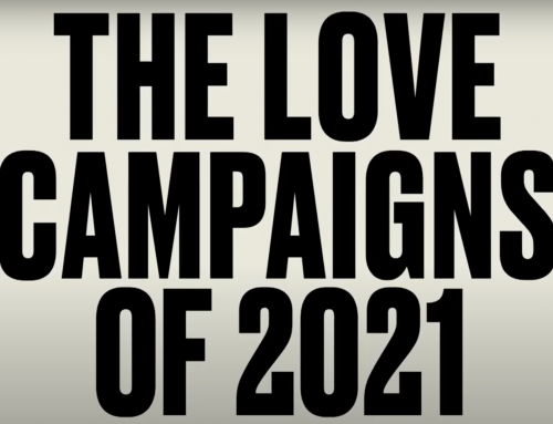 LOVE CAMPAIGN FOR MA FASHION SHOW 2020